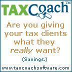 TaxCoach Software: Are you giving your clients what they really want?